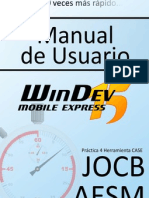 Manual Windev Mobile
