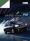 Chrysler Grand Voyager Spezifikationen Und Preise