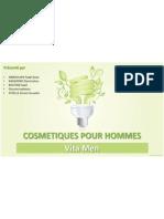 Cosmetiques Pour Hommes (Vita Men)