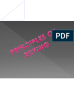 Principles of Buying