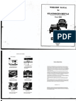 Workshop Manual Post 68 Beetle