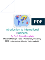 1-Introduction to International Business-August 10