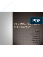 OPD Group2 Part1 Informal Networks
