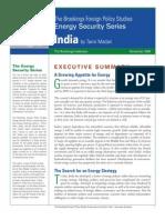India Energy Scenario