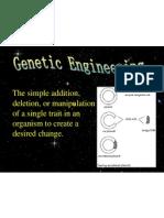 Genetic Engineering.2