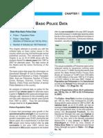 Basic Police Data 2008