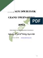 Doubles 2012