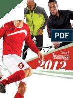Team & Sportswear 2012