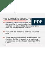 4th-Catholic Social Teachings