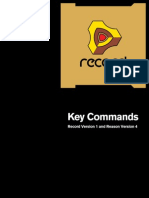 Record Key Commands