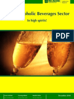 Alcoholic Beverages Sector 101216 Religare