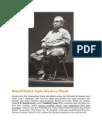 Biografi Singkat Gus Dur