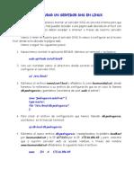 Configurar Servidor DNS
