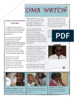 Glaucoma Watch Bulletin 2012