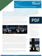 Akamai DDoS Feature Sheet