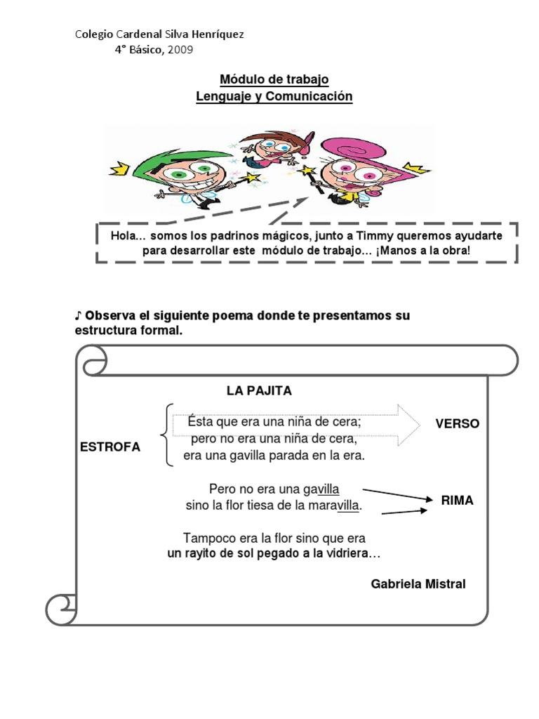 Carta Estructura Pdf Recipes Pad P