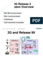 3G Release 4 Overview