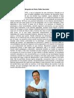 Biografía de Pedro Pablo Sacristán