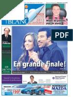 Journal L'Oie blanche du 21 Mars 2012