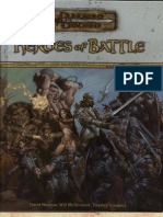 D&D - Heroes of Battle