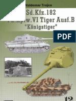 Mod Trojca Tiger II