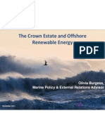 Offshore Renewables Presentation