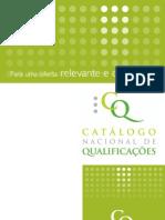 cATALOGO NACIONAL QUALIFICACOES
