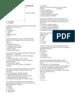 TEMAS preguntas de examen de admisión UNI 2000-2011