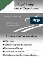 Pump Presentation