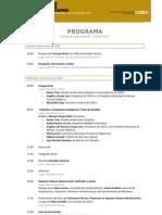 Programa XX Congreso CIDEU