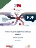 El sector del transporte en Ucrania
