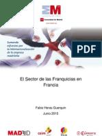 El sector de la Franquicia en Francia