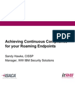 4. Achieving Continuous Compliance for Your Roaming Endpoints