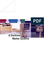 3M Cable Fault Locator
