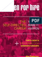 Women for Hire Magazine 2012