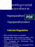 Parathyroid and Osteoporosis
