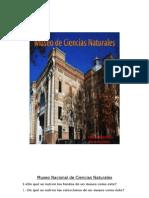 Museo Nacional de Ciencias Naturales Emilio y Alejandro