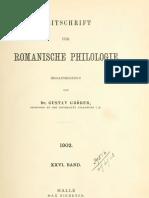 Ludwig Sütterlin - Zur Kenntnis der pik.-fr.Mundarten (Zeitschrift für fr.Spr.und Lit., Band 26, 1902)(arch)