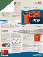 Foamcore Brochure