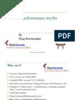 Battle of the Nodes RAC Performance Myths Ppt