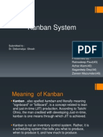 Meaning of Kanban