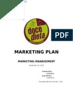 Doce Dieta M.plan - G14