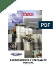 Recrutamento e Seleção de Pessoal - Protheus8