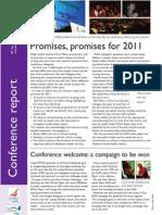 Unite-CPHVA Annual Professional Conference 2010