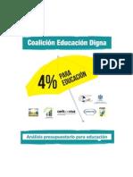 Documento Posicion Educacion