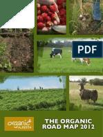 2012 Organic Road Map