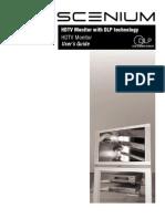 HD50LPW134 - TV User Guide