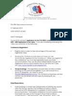 IMPA Notice 842