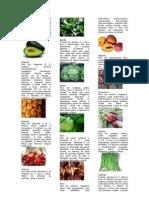 Beneficios Dos Alimentos