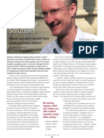 Tellabs Insight Magazine - New Partners Bring New Solutions